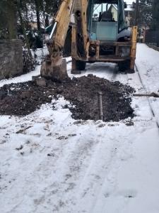 Budowa kanalizacji w rejonie ul. Kolejowej